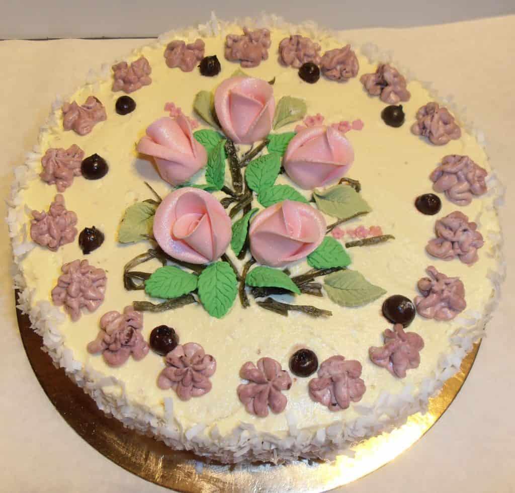 Tort kakaowy